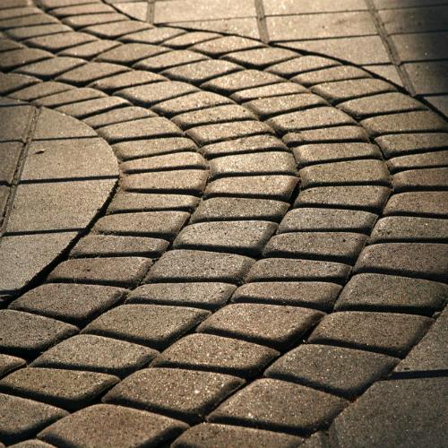 Тротуарная плитка старый город 45 мм