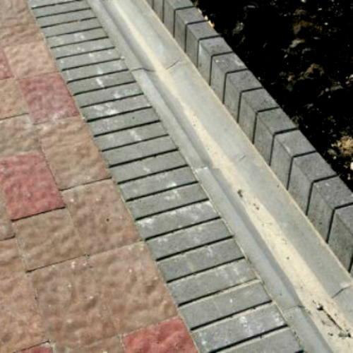 Отлив бетонный высота 60 мм